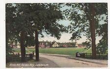 Birds Hill Garden City Letchworth 1907 Postcard 167a