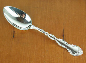 """Serving Spoon 8 1/2"""" Birks Regency Plate Louis de France silver silverplate"""