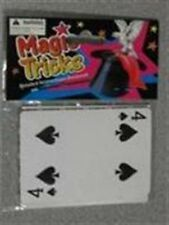 ENERGETIC CARD MAGIC TRICK! CLOSE UP MAGIC