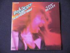 2LP BOB SEGER & SILVER BULLET BAND - LIVE BULLET