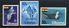 LOT DE TIMBRES NEUFS X ANIMAUX SAUVAGES - GHANA