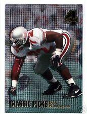 "1994 CLASSIC 4-SPORT DAN WILKINSON "" PICKS "" RC CARD"