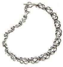 D&G, Dolce & Gabbana Halskette Spiral DJ0892 Collier OVP Edelstahlschmuck