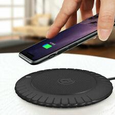Wireless Charger Charging Pad Black 10W for LG G6 G7 G8 ThinQ V30 V35 V40 V50