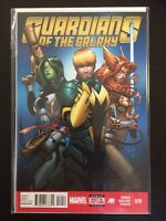 Guardians of the Galaxy #10 NM 9.6+ MARVEL NOW! Star-Lord Groot Angel (2013)
