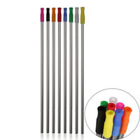 Bend Silicone Tips Metal Straw Drinking Straws Stainless Steel Bar Accessories