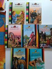 Lot de 7 livres Enfant Jeunesse Roman GRAND GALOP