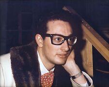 "Buddy Holly 10"" x 8"" Photograph no 14"