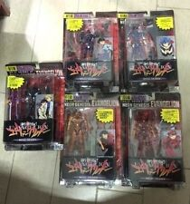 5 Action Figure Japan Lotto Stock NEON GENESIS EVANGELION REAL MODEL EVA bec mib