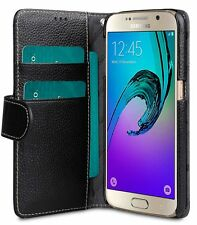 Melkco Premium Leather Case for SAMSUNG GALAXY S7 WALLET BOOK (Black LC) H17280