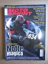 MOTOSPRINT n°30  2014   [Q79B] JACK MILLER   Test BIMOTA BB3 KTM CROSS