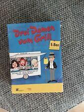 Drei Damen vom Grill von Wolf Dietrich DVD Box 5 NEU