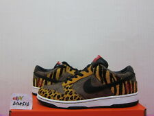 Nike Dunk Low Premium Size 9.5  Safari Beast Animal Atmos Patta Yeezy