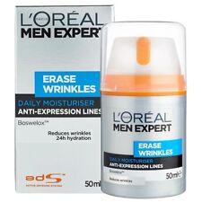 Loreal Paris Men Expert Erase Wrinkles Daily Moisturiser 50ml