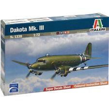 ITALERI Dakota MkIII 1338 1:72 Aircraft Model Kit