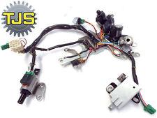 . CVT JF010E RE0F09 Transmission Valve Body Solenoid Step Motor Kit for Murano