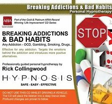 Hypnosis - Breaking Addictions & Bad Habits (CD) by Rick Collingwood