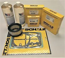 REBUILD KIT FOR SCHULZ AIR COMPRESSOR PUMP MSL OR CSL 30 MAX & MSL OR CSL 40 MAX