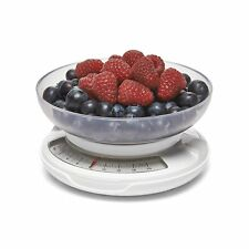 OXO Good Grips Compact Food Scale 16oz 500g Scales Add & Weigh Dishwasher Safe