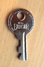 EXCELSIOR KY Series  KEYS FOR LUGGAGE, SUITCASE, BRIEFCASE & KENNEDY TOOLBOX