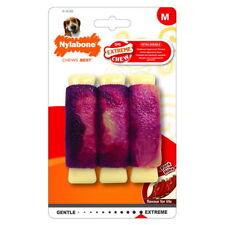 Nylabone Extreme Chew Pork Ribs Medium