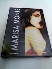 "MARISA MONTE ""AO VIVO"" DVD PRECINTADO SEALED"