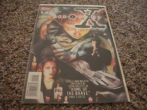 X-Files #15 (1995 Series) Topps Comic NM