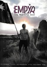 """Empyr: """"the peaceful Riot"""". 12 CANZONI. Vocal, keyboard, Bass Guitars Tab."""