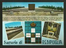 AD9429 Gorizia - Provincia - Sacrario Militare di Redipuglia - Vedute