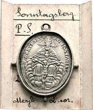 LANZ Wallfahrt Sonntagsberg 18. Jhd. Dreifaltigkeit Gnadenstuhl Benediktus @596