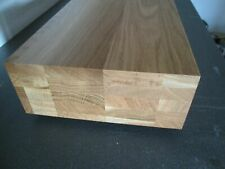 oak stair treads 110mm thick, untreated