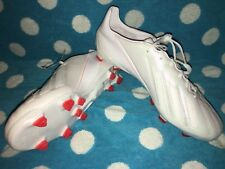 Adidas F50 adizero Leather TRX Fg Soccer Cleats Size 9