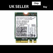 GENUINE INTEL DUAL BAND WIRELESS-AC 7260 WIFI AND BLUETOOTH CARD 7260NGW