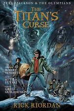 Percy Jackson and the Olympians The Titan's Curse: The Graphic Novel: By Rior...