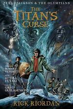 The Titan's Curse Percy Jackson & the Olympians, Book 3
