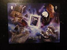 Engeland blok Doctor Who  2013 postfris-MNH postprice!