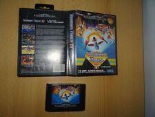 Jeux vidéo manuels inclus pour Arcade pour sega mega drive