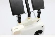 Antenna Signal Booster Refitting Kit Extend Rang Fr DJI Phantom 3 Standard Black