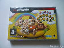 Super Monkey Ball / NOKIA N-Gage [ Pal Version ] [ New / Sealed ]