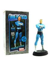 Bowen Designs Quicksilver Statue Avengers Blue Variant 740/1000 Marvel Sample