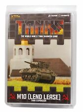 Gale Force Nine, Tanks miniature game, Soviet M10 /  (Lend Lease) Expansion, New