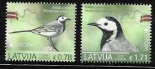 2019    LATVIA  - EUROPA  -  BIRDS  - UMM