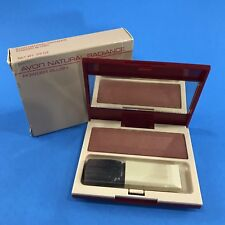 Avon Natural Radiance Blush Smooth Sable Pressed Powder