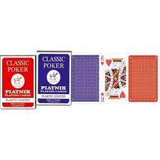 Piatnik Poker-Kartenspiele