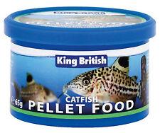 King British Catfish Pellet Food 65g
