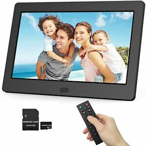 Digital Photo Frame 1280x800 16:9 IPS Screen Include 32GB SD Card HD Digital Pic