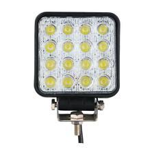 "LED Arbeitsscheinwerfer Worklight 48W 4"" 4000lm 60° Floodlight 12V 24V OFFROAD"