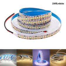 DC 12V SMD2835 1M 2M 5M 240Leds/m High Bright Led Strip Light Flexible tape lamp