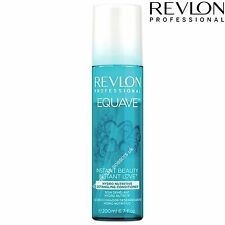 Revlon Equave HYDRO NUTRITIVE Leave-in Detangling Conditioner 200ml Spray