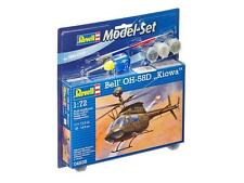 "Revell Models 1/72 Bell OH-58D ""Kiowa"" Model Set"
